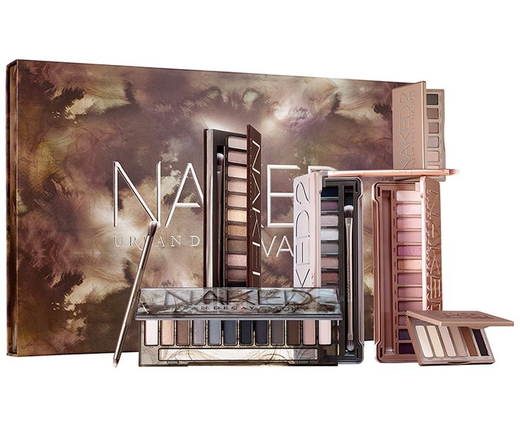 Urban Decay Naked Vault Volume II This complete set of Naked palettes lets you indulge any way you choose. Go bronzy with Naked (the palette that revolutio