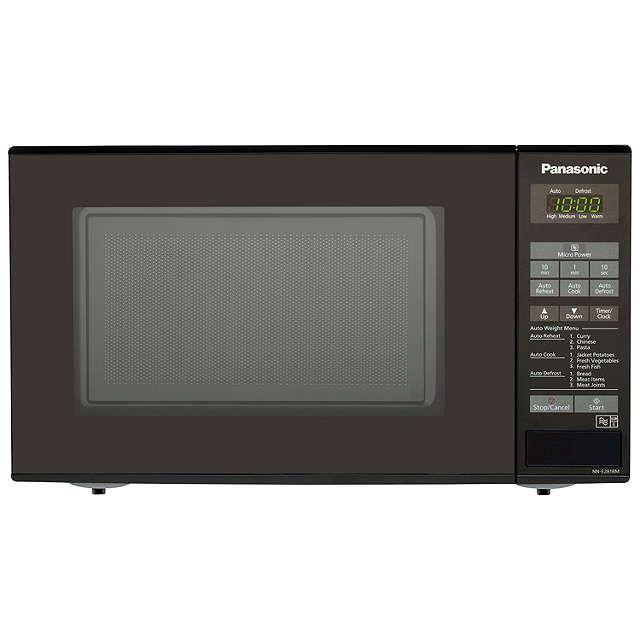BuyPanasonic NN-E281B Microwave Oven, Black Online at johnlewis.com