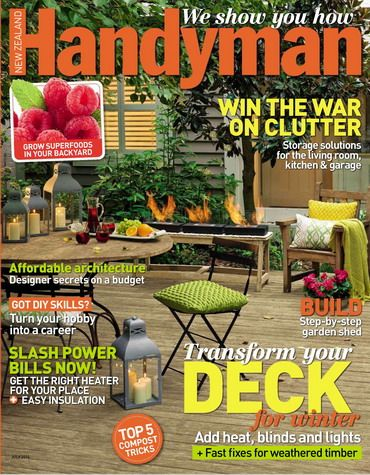 22 best handyman mag images on pinterest handyman magazine handyman nz july 2014 fandeluxe Image collections