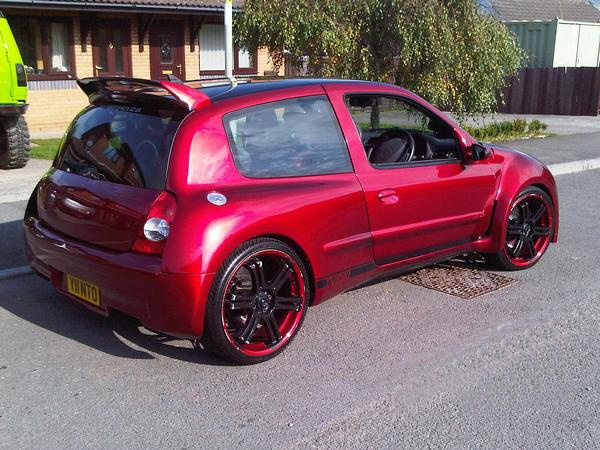 #SouthwestEngines Modified Renault 255bhp Clio 172 Cup Turbo 2003