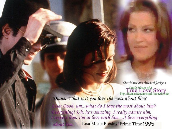Lisa said about Michael :) | What they talk about Michael Jackson ღ by ⊰@carlamartinsmj⊱