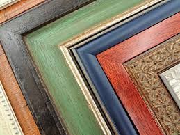 Our team presents a huge range of materials and styles including aluminum, traditional style, wooden and colored #pictureframes.