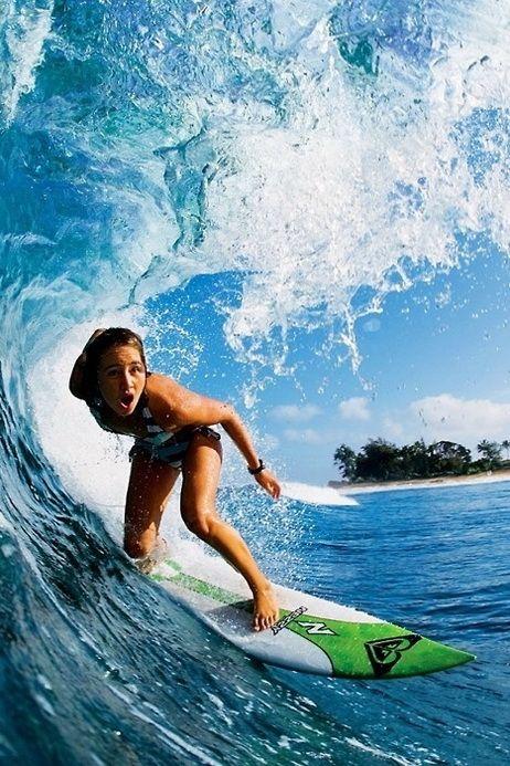 Girls Surf Too - Girls surf too
