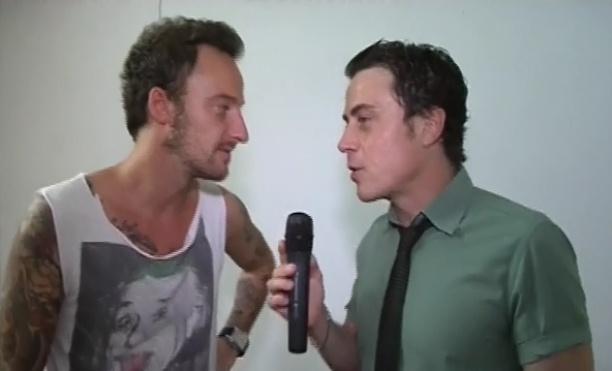 Adrea Fragasso intervista Francesco Facchinetti - CLICCA PER VEDERE IL VIDEO