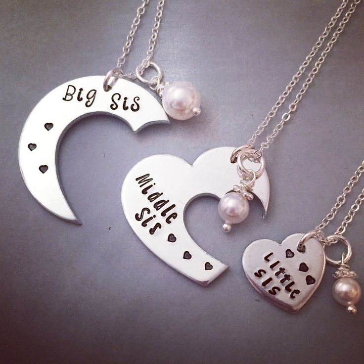 Best 87 sister necklaces images on pinterest sister necklace big best 87 sister necklaces images on pinterest sister necklace big sisters and friendship necklaces aloadofball Choice Image
