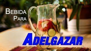Bebida Adelgazante para Aumentar el Metabolismo - http://dietasparabajardepesos.com/blog/bebida-adelgazante-para-aumentar-el-metabolismo/