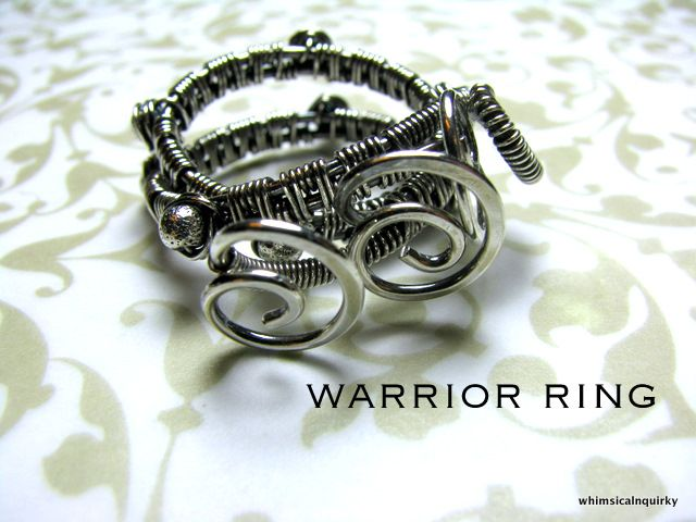 88 besten Wire Fancy Rings Bilder auf Pinterest | Drahtringe ...