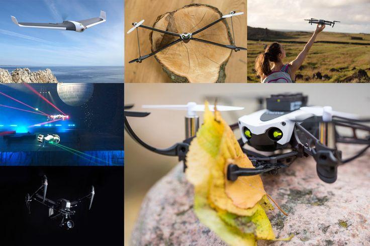 Die besten Drohnen 2016 von DJI, GoPro, Parrot und Co.