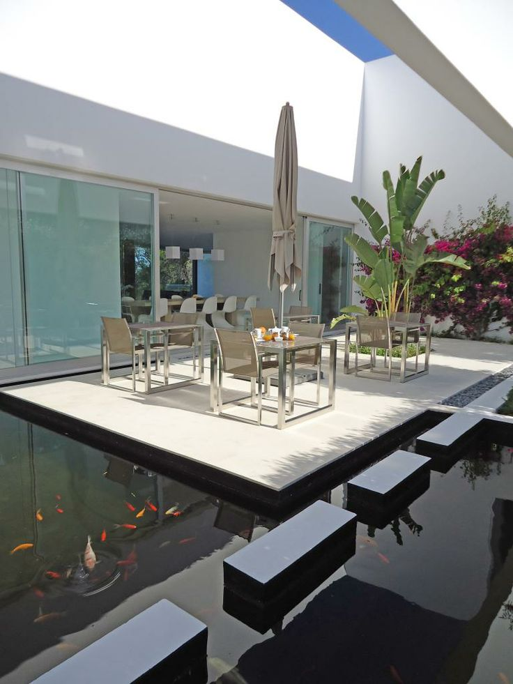 17 Best Images About Modern Courtyards On Pinterest Murcia Ramsgate And Atrium House