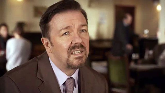Ricky Gervais Returns to The Office   ETonline.com