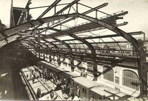 Κατασκευη σταθμου Πειραια