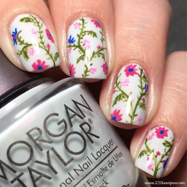 Morgan Taylor Beauty and the Beast