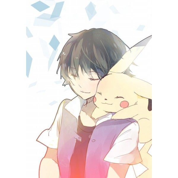 zerochan ❤ liked on Polyvore featuring pokemon