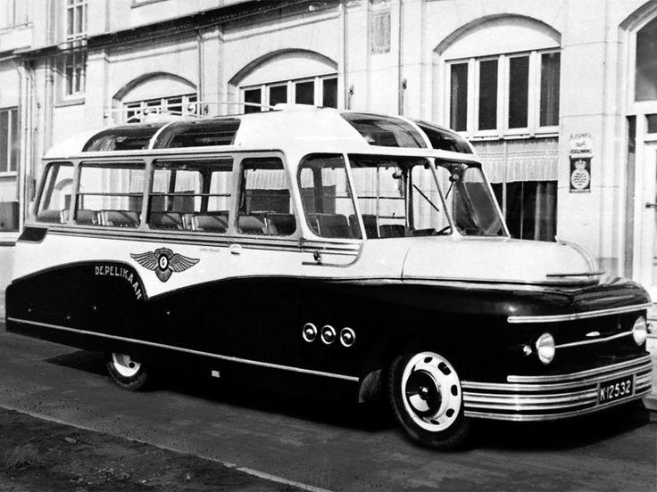 Bedford OB carr. Domburg '1949