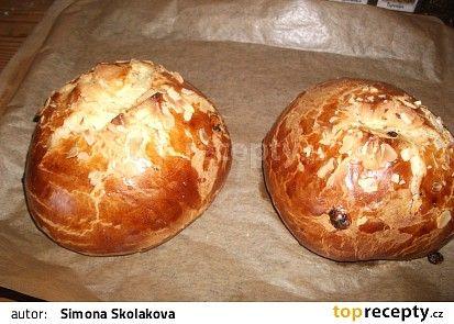 Mazanec od Helenky Růžičkové recept - TopRecepty.cz