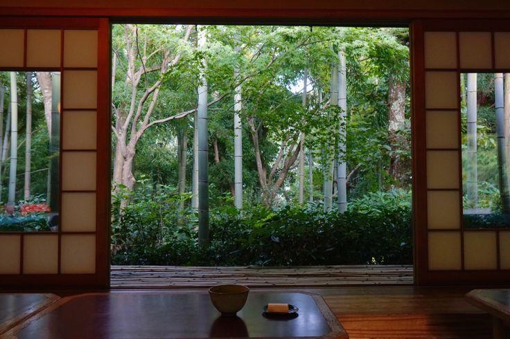 chitaka45 Hope You Enjoy Kyoto 日々の記録 — 大河内山荘 Okochi-Sanso