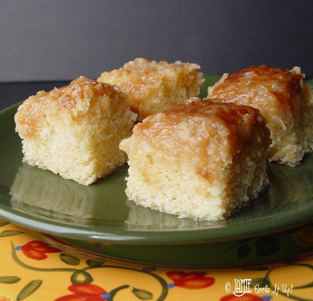 Coconut Caramel Cake: Recipe, Carmel Cakes, Caramel Coconut, Sweet Treats, Coconut Cakes, Sweet Tooth, Food Yummmmm, Coconut Caramel, Caramel Cakes