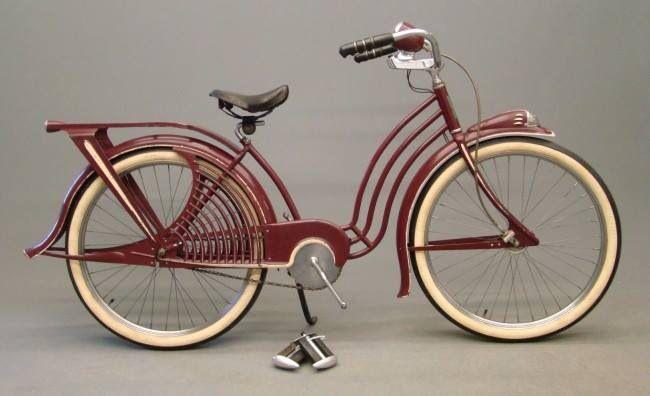 Great vintage bike design