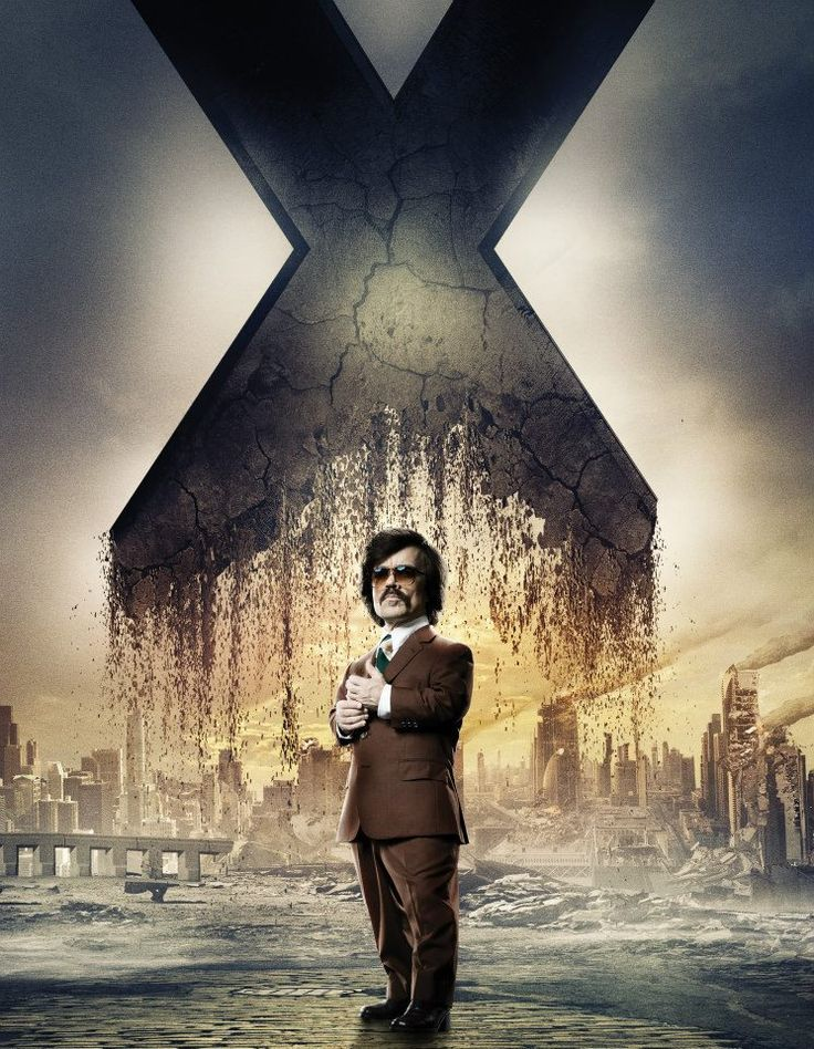 20+ slices of character art for X-Men: Days of Future Past