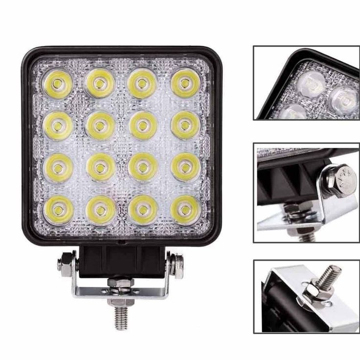 31.96$  Buy here - http://aih2q.worlditems.win/all/product.php?id=32787886872 - super bright Highlight Portable Spotlight Flood LED Work Lamp Light Bar Spot Offroad Tractor Car Boat Truck 12V 24V