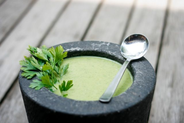 Brilliant Brassica Soup Recipe Nutritional Information That old adage of an apple a day keeps the doctor away could easily be replaced by a serving of broccoli a day keeps the doctor away! The brassica family of vegetables includes cabbage, Brussel sprouts, broccoli and cauliflower. Besides adding flavour to meals these vegetables are packed with antioxidants, which may help lower the risk of cancer and coronary heart disease as well as supporting healthy estrogen metabolism.
