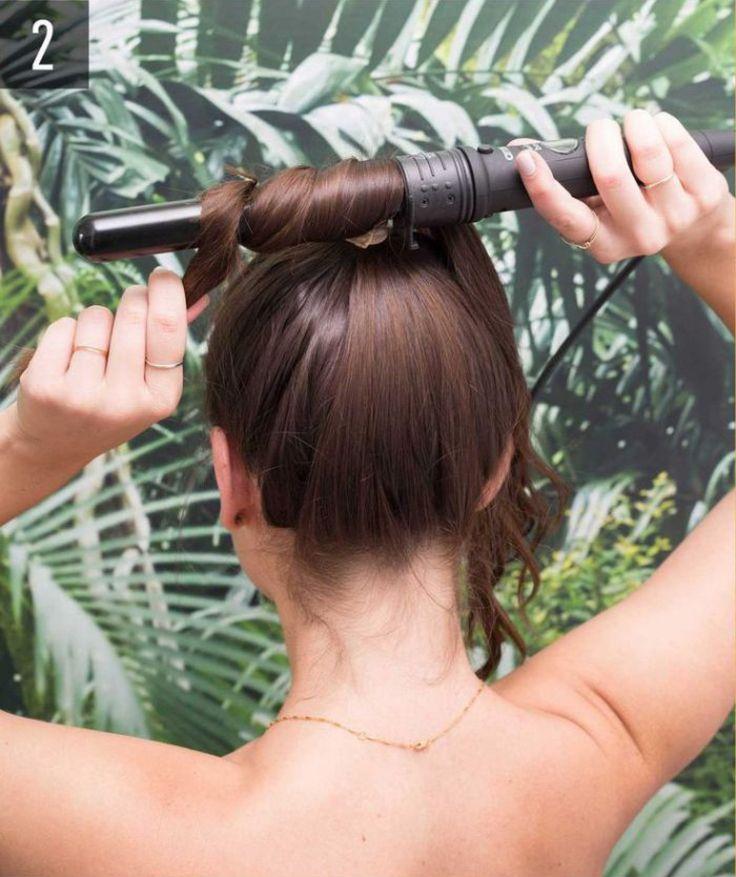 cool 50 Идей как сделать волосы кудрявыми — С плойкой или без?