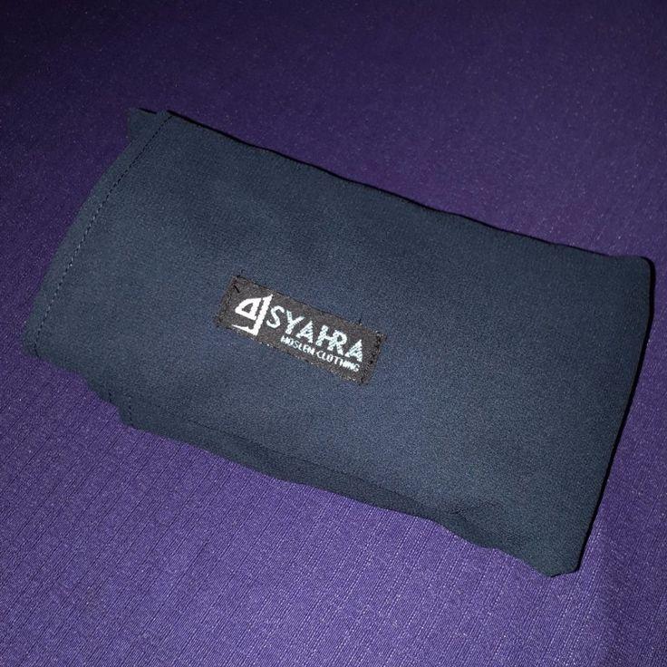 Niqab Saudi 2 Layer Chiffon Premium (100%)