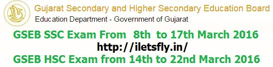 #GSEB SSC HSC Time table 2016 published  check on the below given link:   http://iletsfly.in/gujarat-gseb-board-ssc-exam-time-table-2015/ http://iletsfly.in/gujarat-gseb-board-hsc-time-table-2015/