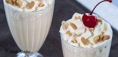Recette du milk-shake beurre de cacahuète