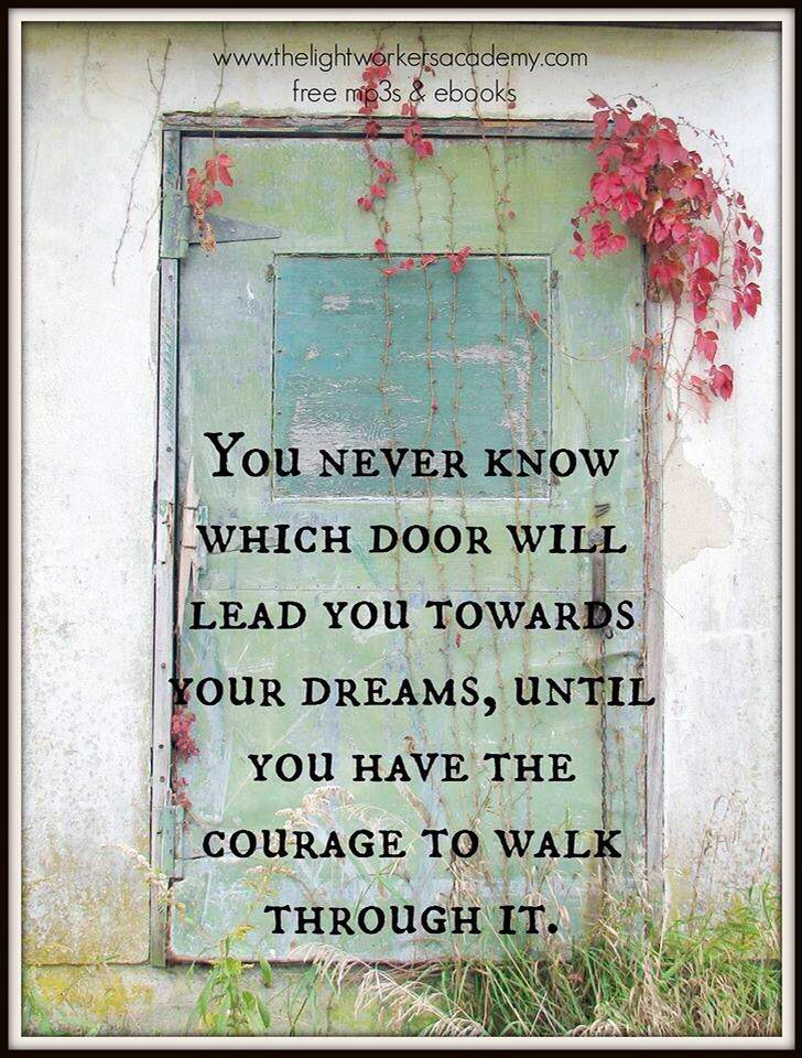 Quotes Another Door To Open Pinterest Meaningful