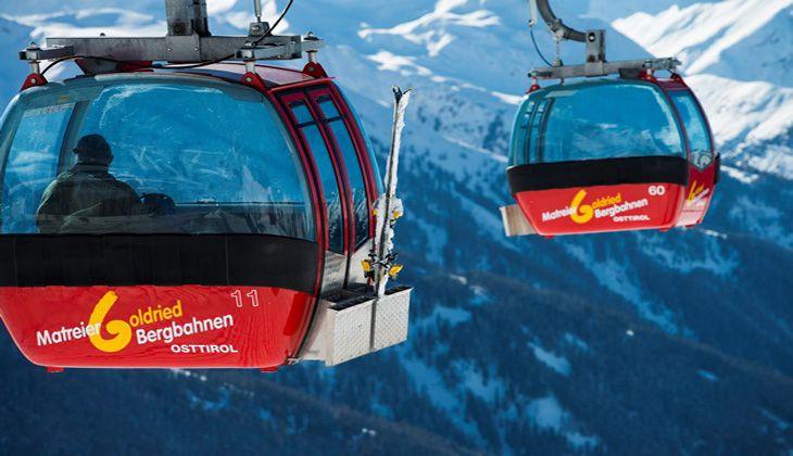 Skiopening: 3xski & 4xsleep | Hotel Goldried ab € 317