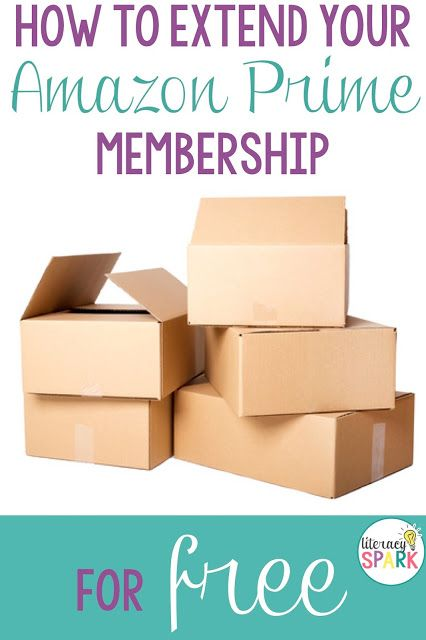 Find out how to get your Amazon Prime membership extended for FREE!  These tips really work.  I love my two day shipping from Amazon.com and won't be paying this year!