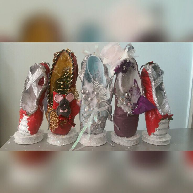 Nutcracker Flat Shoes