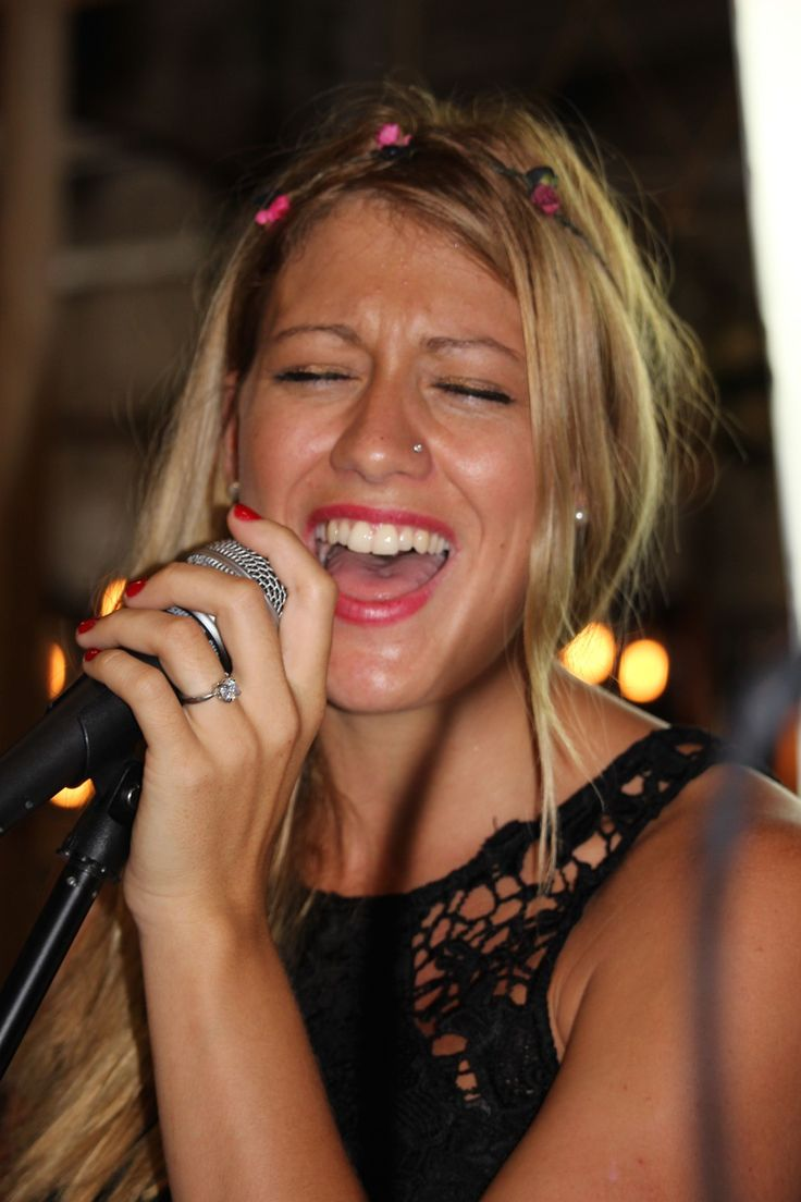 Hire a #singer, duo or live band to really get the party started and everyone up dancing with lots of different #music styles.