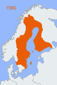 Formation of the Swedish Empire, 1560-1660.  From your standpoint, your grandmother's grandmother is from Sweden. Or your grandmothers fathers mother.