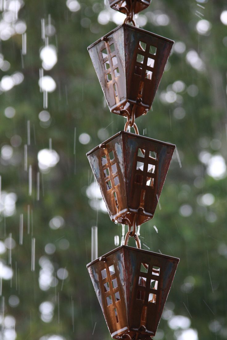 17 Best Images About Rain Catcher On Pinterest Copper