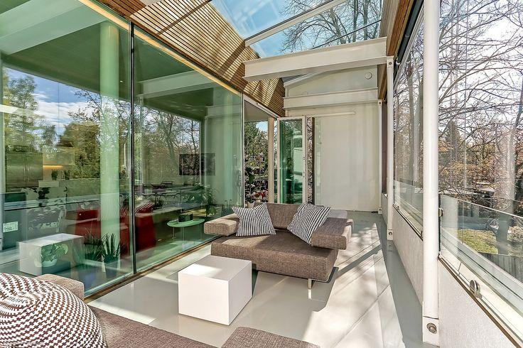 Myytävät asunnot, Vehkasaarentie 5a, Espoo #oikotieasunnot #terassi #terrace