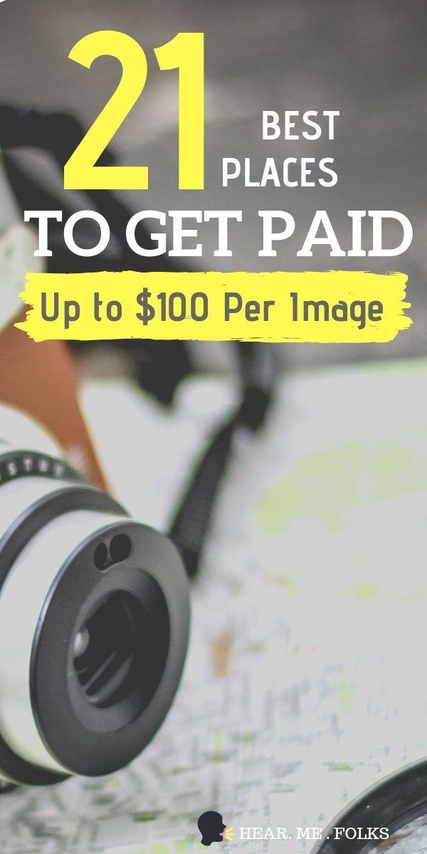 Geld verdienen online schnell und kostenlos | Verkaufen Sie Ihre Fotos online. 2… – Teodor Szalai