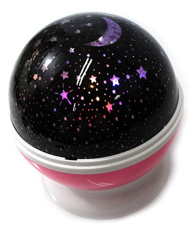Superb AZ Trading and Import Pink Night Light Projection Lamp