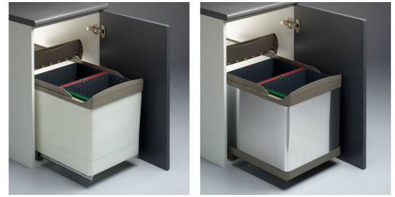 Top 5 Cubos De Reciclaje Para Los Residuos En Tu Hogar Cubos Reciclaje Cubo De Basura Contenedores De Reciclaje