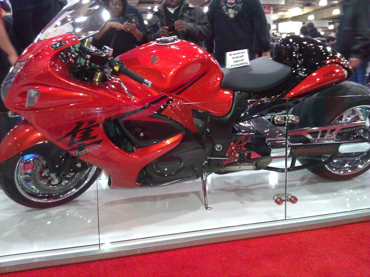 Dream Bike...Suzuki Hayabusa