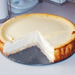 New York Cheesecake III | Recipe