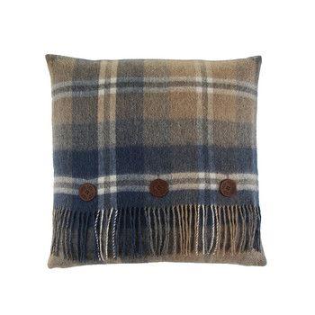 Flexsteel Sofa Glacier Plaid Cushion Sugar Pine xcm Sofa Cushion CoversSofa CushionsLuxury CushionsLeather