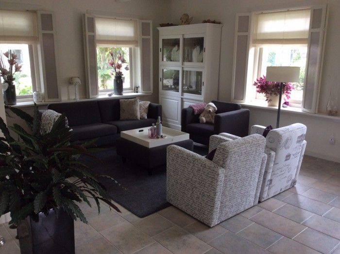 Woonkamer landelijke stijl met moderne touch woonkamer pinterest photos and met - Moderne lounge stijl ...