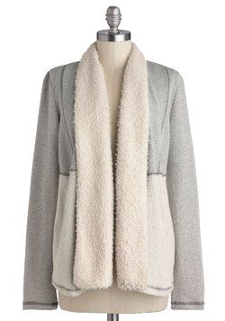 In for the Night Cardigan, #ModCloth