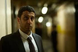 Adeel Akhtar as DS Ira King, River's partner