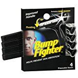 Bump Fighter Disposable Razors 4 Each