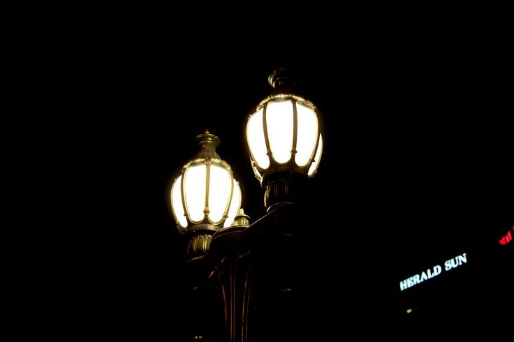 Lights by night. by Awes Amin
