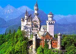Neuschwanstein Castle, Germany... toured in 1994, would love to return.