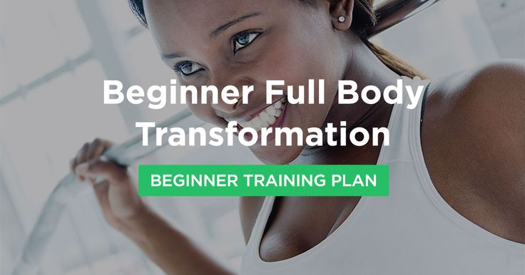 Beginner Full Body Transformation Plan-Great for starting your fitness journey, this beginner training plan will leave pounds of body fat crying in a pool on the ground. It will be emotional.Unless you're emotionally attached to stubborn body fat, we suggest that you take on this plan, immediately. There is no time like now.This beginner gym workout plan for women and men is a great fit for you if you have one priority in mind:...
